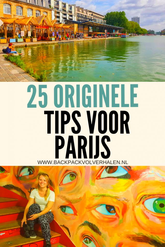 tips voor Parijs