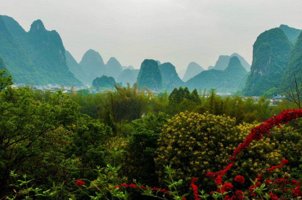 Accommodaties in China