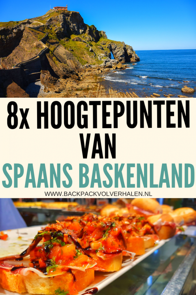 hoogtepunten Spaans Baskenland