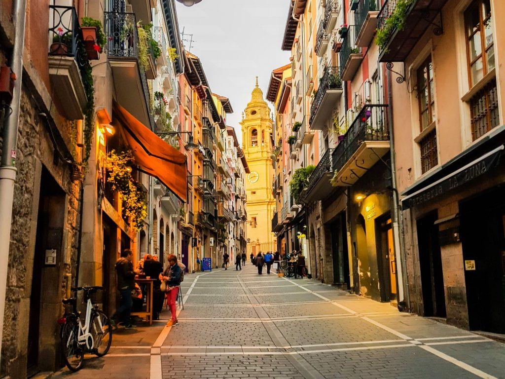 roadtrip Spanje 2 weken Baskenland en Navarra