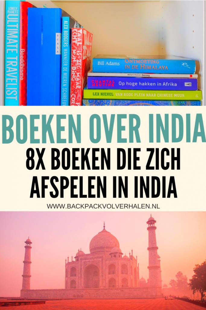 boeken over India