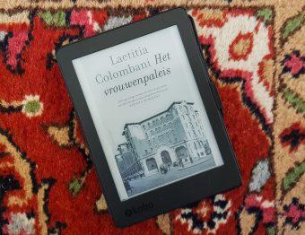 Boekrecensie: Het Vrouwenpaleis van Laetitia Colombani