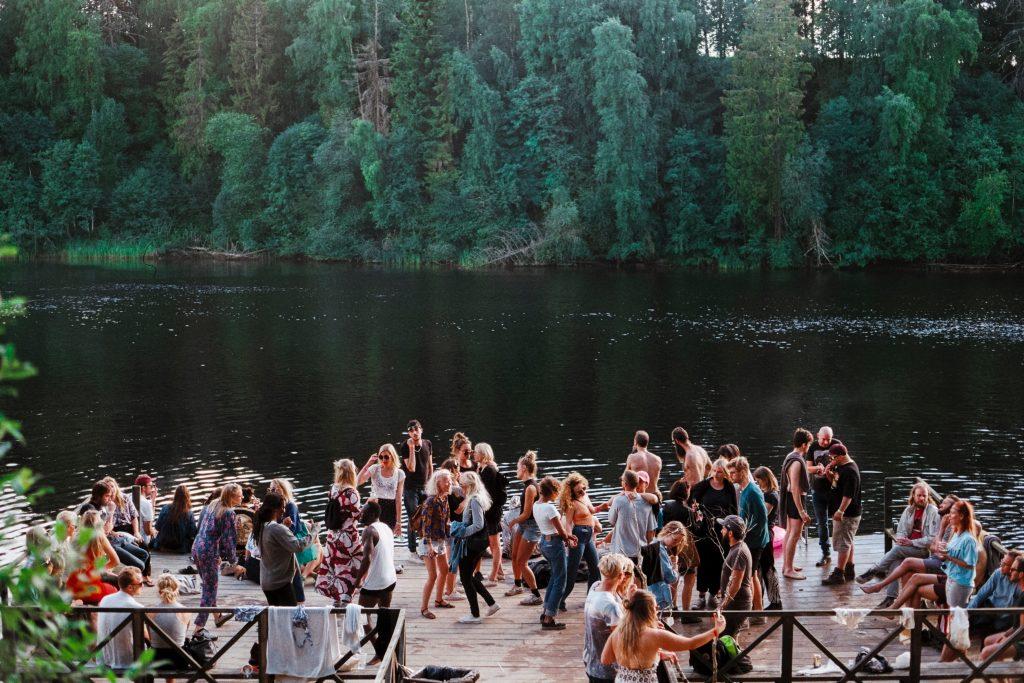 Low-budget reizen door Zweden